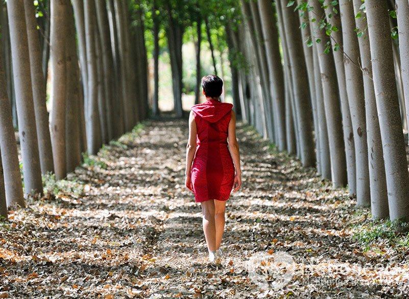 как похудеть при ходьбе убрать живот