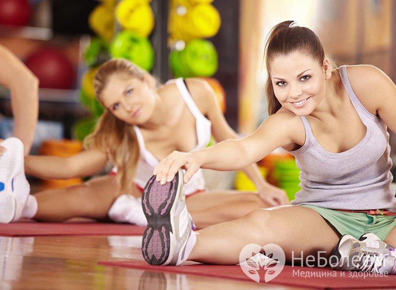 Как укрепить мышцы ног домашних условиях