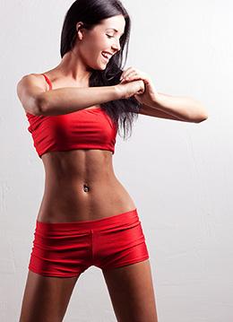 помогает ли массаж убрать жир с живота