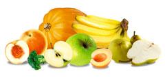Правильное питание для детей должно состоять только из свежих и натуральных продуктов