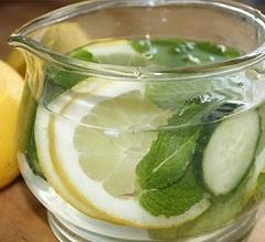 Рецепт води Сассо для схуднення