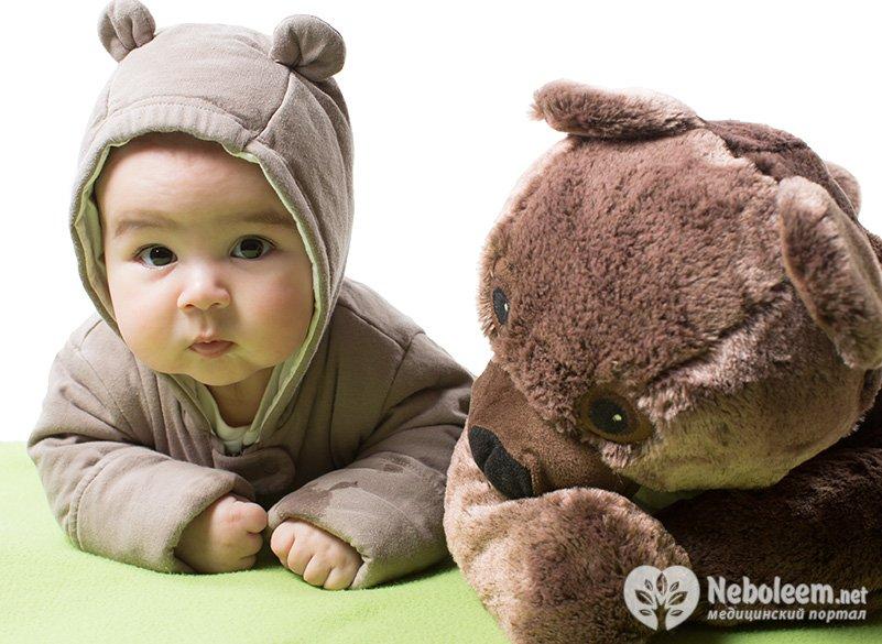 Детей раннего возраста зависит от