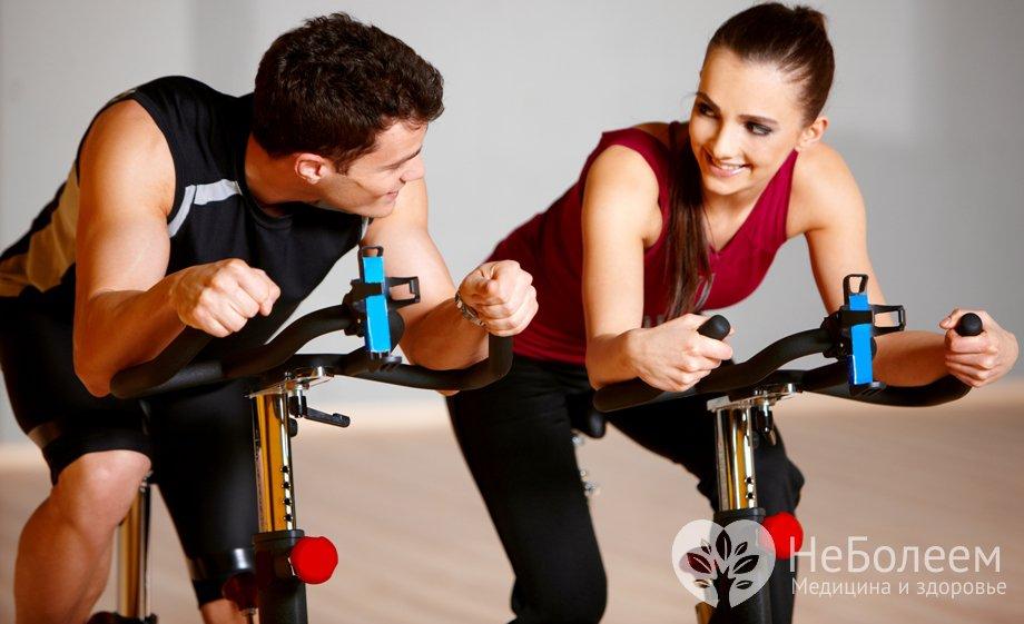 Тренування сайкл - відгуки, заняття, тренажер