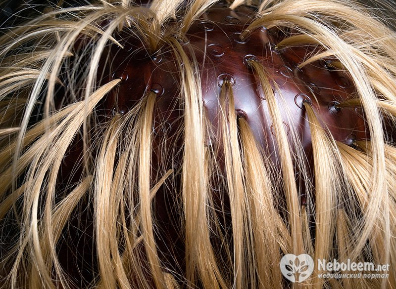 волос в домашних условиях