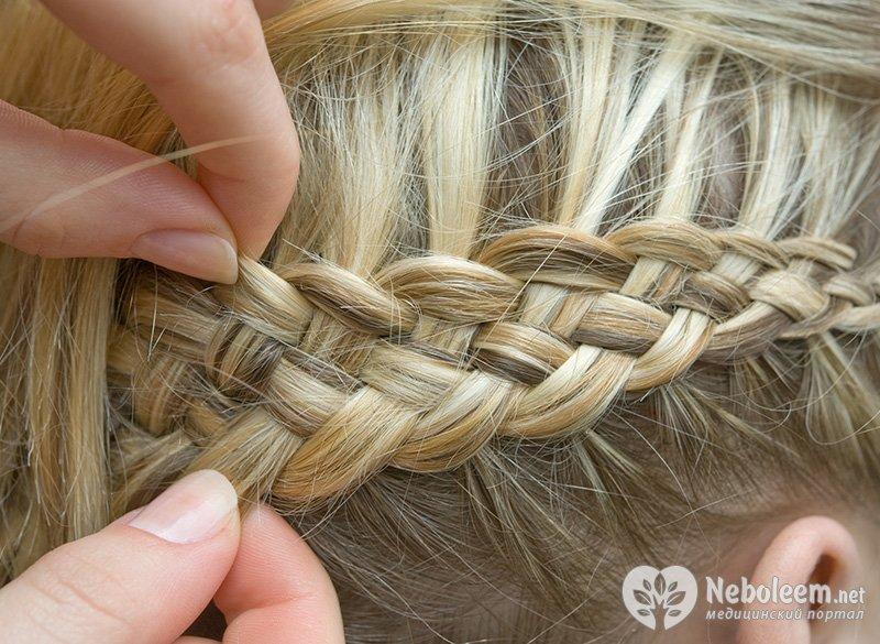 Braided hairstyles dominate hair show