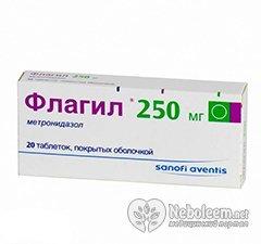 флагил таблетки инструкция по применению цена