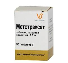 лекарство метотрексат инструкция