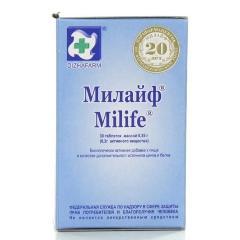 милайф инструкция по применению таблетки