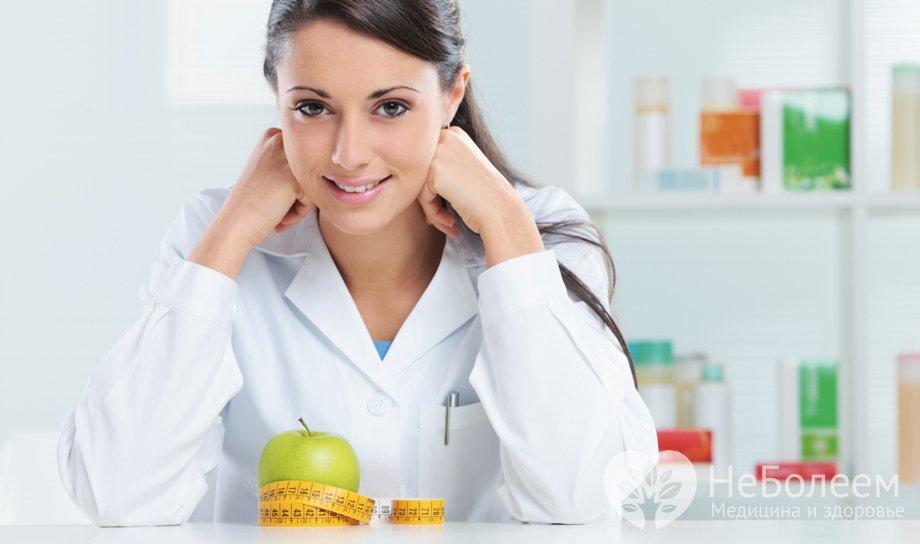 диетолог - врачебная профессия