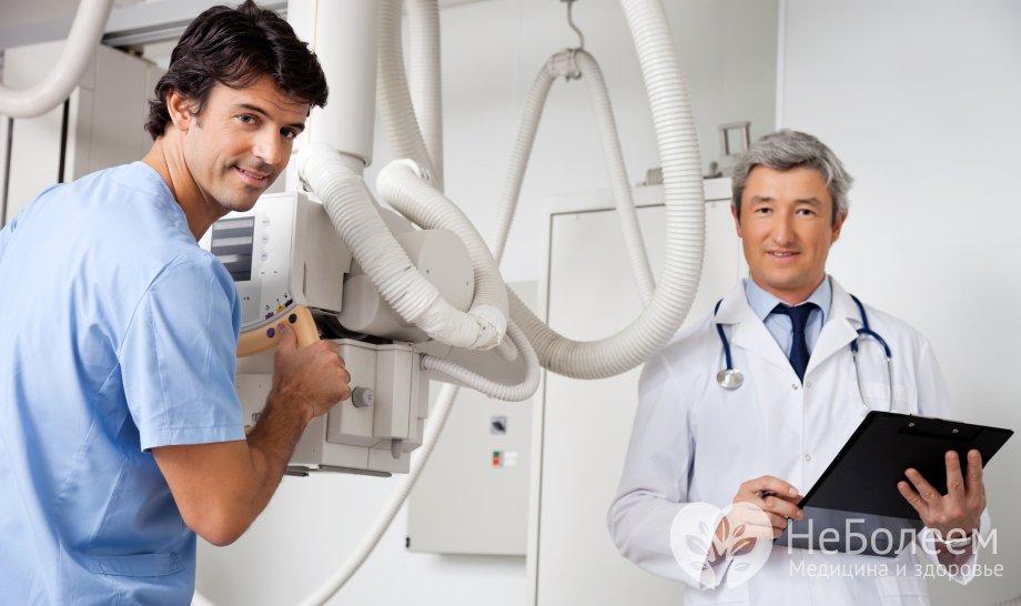 Радиология Медицинская