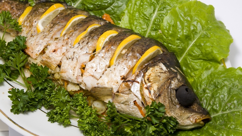белый амур рыба фото рецепты