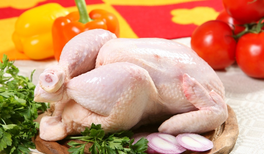 фото тушка курицы