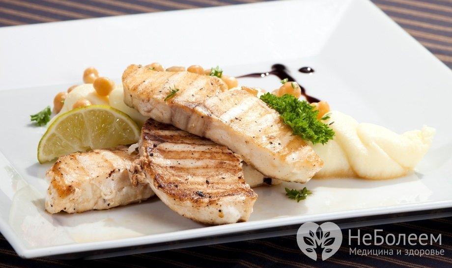 рецепты из масляной рыбы