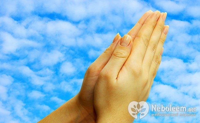 10 хвилин молитви для міокарда