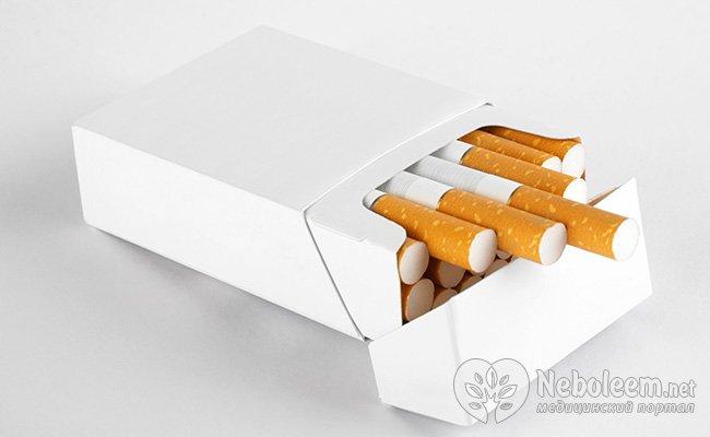 12 сигаретних затяжок - + 5% навантаження на серце