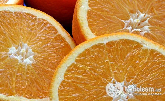 14 апельсинів в тиждень від стресу