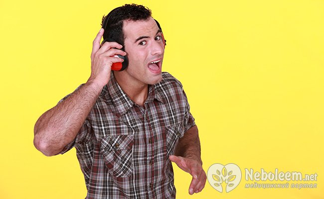 втрата слуху