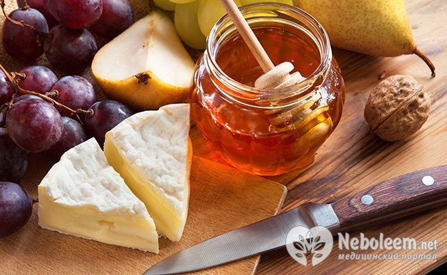 Мед для сыра