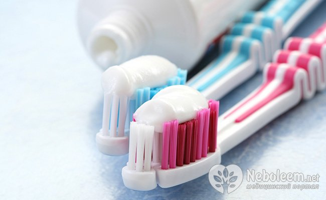 Вибір зубної пасти