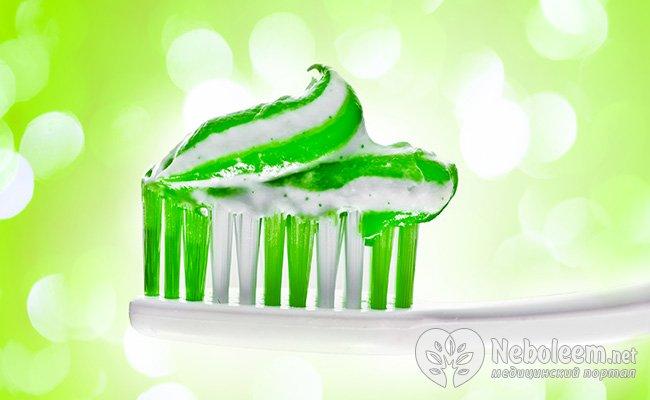 Протизапальна зубна паста