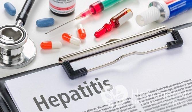 Вирусный гепатит В и С