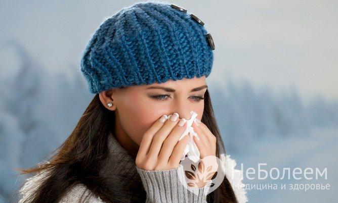 Длительные простуды