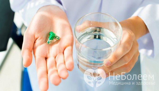 антибиотики от паразитов в организме