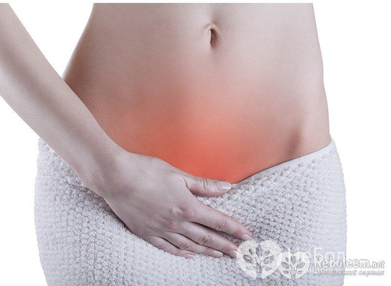 Боль при мочеиспускании внизу живота при беременности
