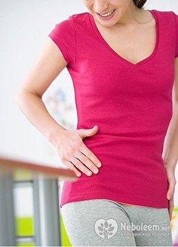 Боль в тазобедренном суставе отдающая в пах