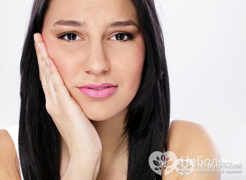 Неврит лицевого нерва после лечения зубов