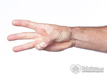 Почему возникает онемение пальцев правой руки ночью
