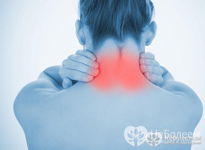 Лечение шейного миозита препараты