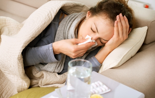 Как убежать от летней простуды?