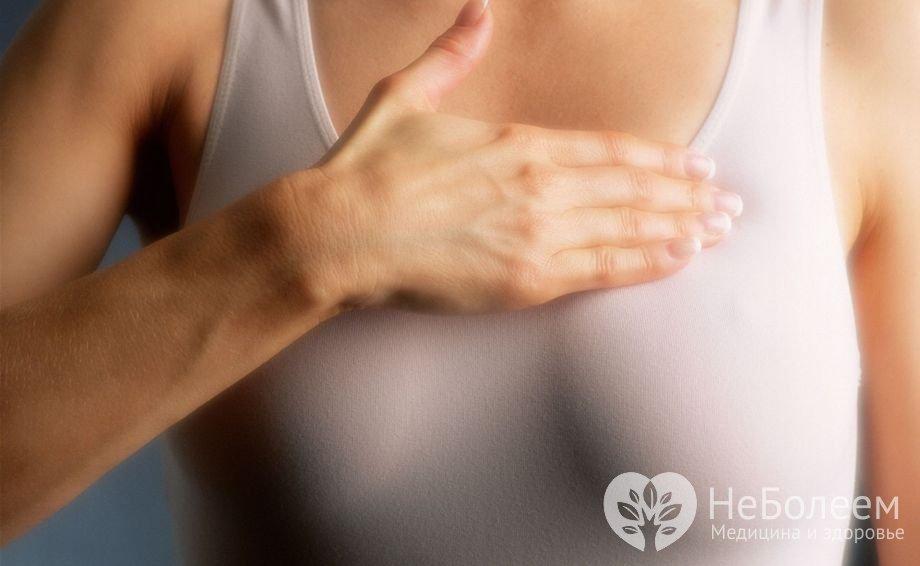 Мастопатия: антиоксиданты получай страже женского здоровья