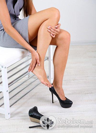 Болят вены на ноге при варикозе