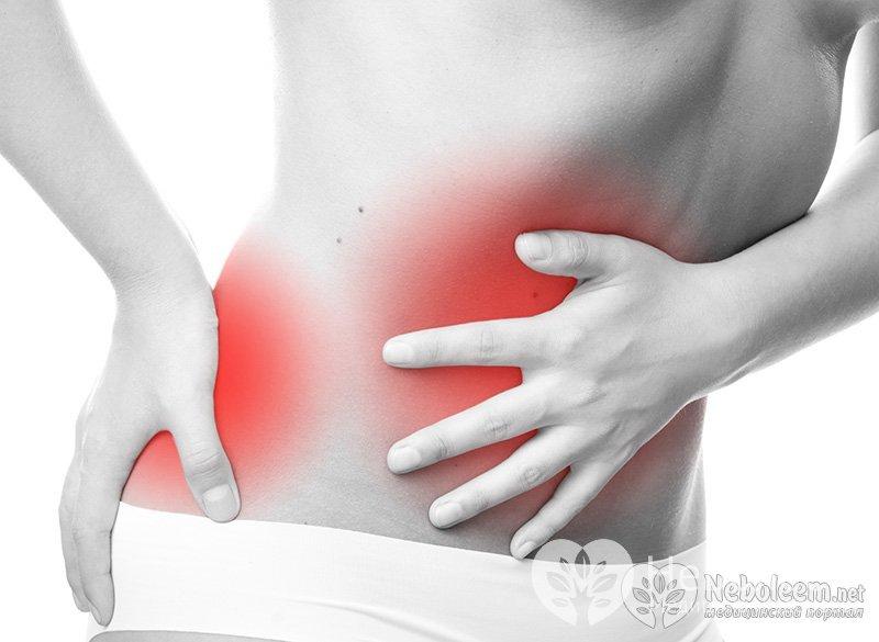 Боль в спине опоясывающая отдает в ногу