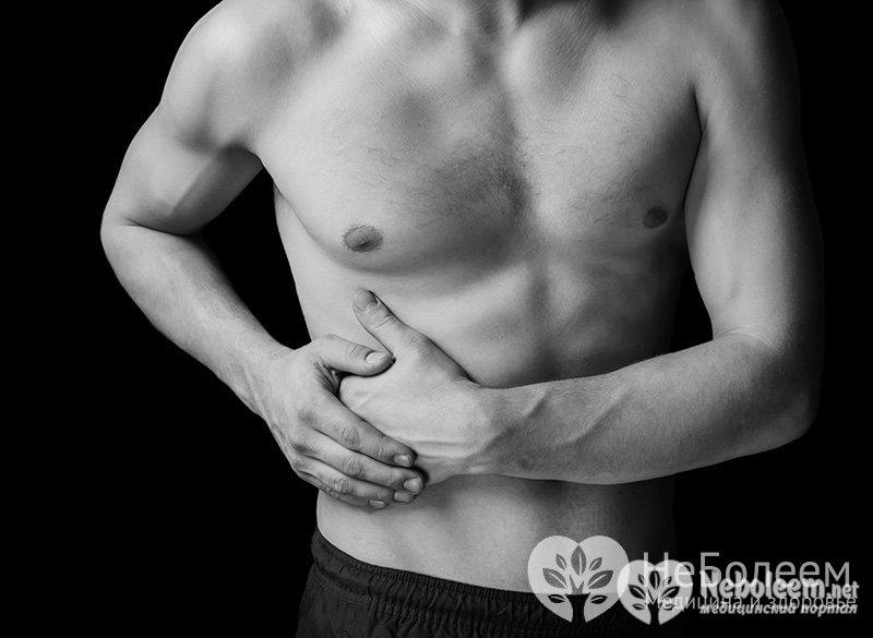 Болит спина и в груди тянет