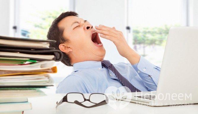 Синдром хронической усталости сху