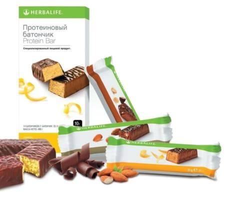 Батончик протеиновый Herbalife «Protein Bar»