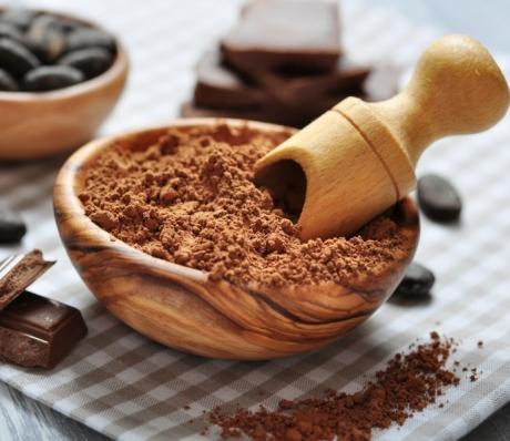 Какао тертое (порошок)