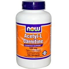 Капсулы Ацетил-L-Карнитин