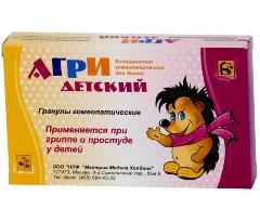 Агри таблетки детский инструкция по применению