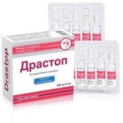 Драстоп – инструкция по применению препарата, уколы, аналоги, отзывы