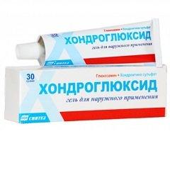 Гель для наружного применения Хондроглюксид