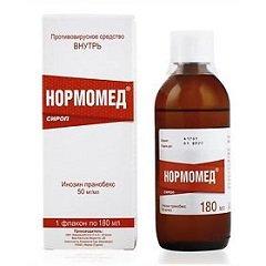 Сироп Нормомед