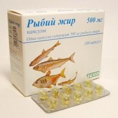 рыбий жир в капсулах инструкция польза - фото 8