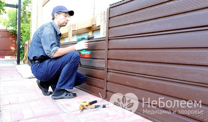 Строительные материалы, опасные для здоровья: изделия из ПВХ