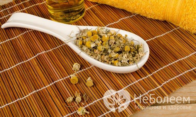 Домашние средства для удаления мозолей: лекарственные травы