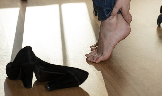 Симптомы почечной недостаточности: отечность