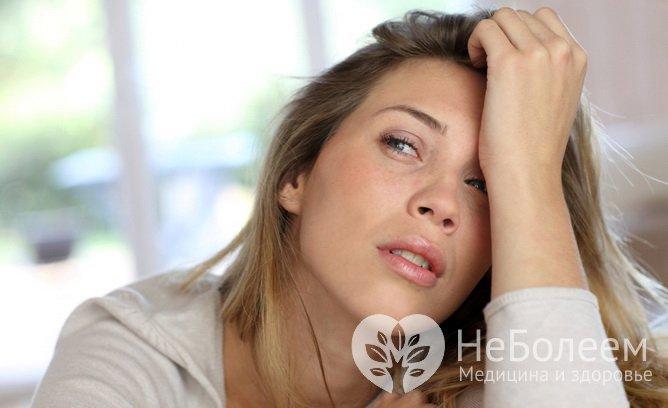 Симптомы тромбоза глубоких вен: усталость